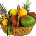 frutas ricas em potássio