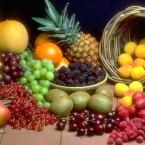 Variedades de frutas