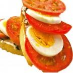 gema com tomate